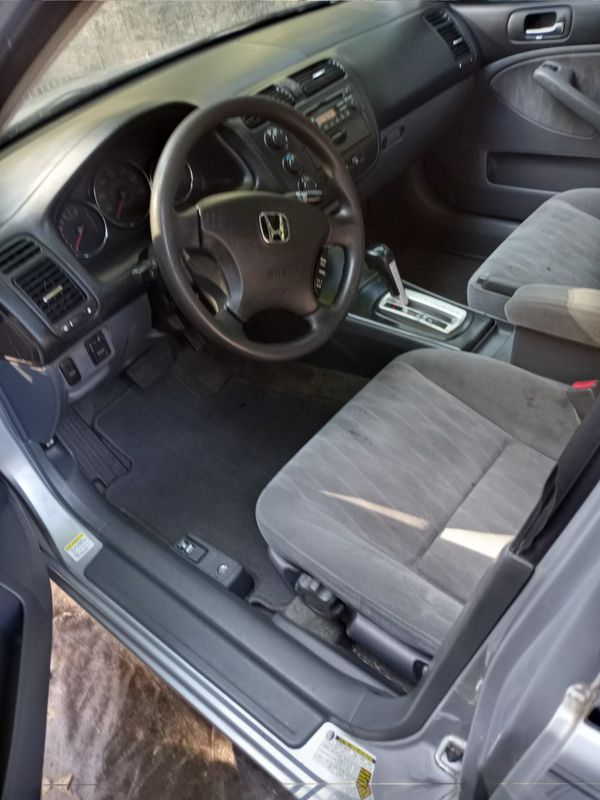 Honda civic 2005 millas 158 precio firme 3000 ningunproblema