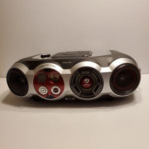 Philips AZ2555 Portable Boombox CD/Radio USB PC Link Gameport. for Sale in San Jose, CA