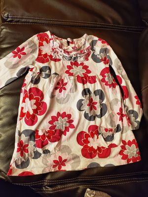 Carter's dress size 6 toddler girl flowers for Sale in Schaumburg, IL