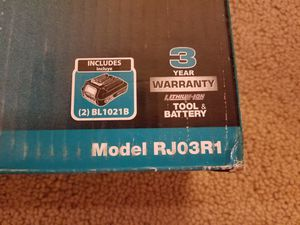 Brand new Makita RJ03R1 12V Cordless Recipro Saw Kit for Sale in Chandler, AZ