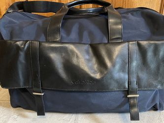 Calvin Klein Duffle Gym Overnight Weekender Bag for Sale in Chesapeake,  VA
