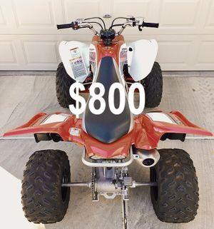 ✅Ask for 💲 800 urgentl 2008Yamaha Raptor700rr for Sale in Aurora, CO