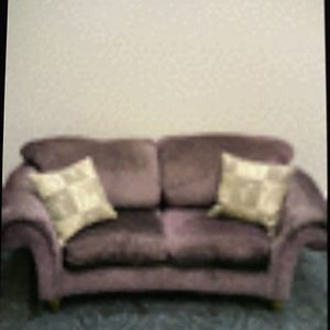2 Purple Carson Loveseats for Sale in Smyrna, GA