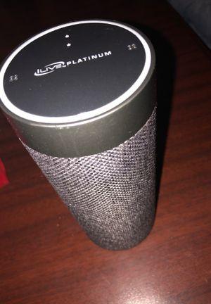 Live platinum speaker w/ Alexa for Sale in San Antonio, TX