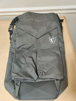 "MSI laptop backpack 15"" for Sale in Houston, TX"