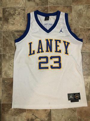 Nike Jordan Jersey Laney High School L for Sale in San Francisco, CA