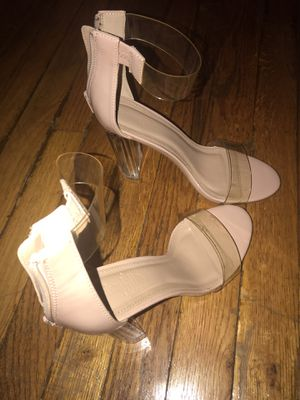 Clear Heel for Sale in Brooklyn, NY