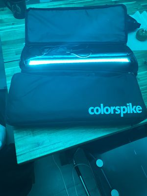 Color Spike LED lights. (100s of colors and patterns) for Sale in Los Angeles, CA
