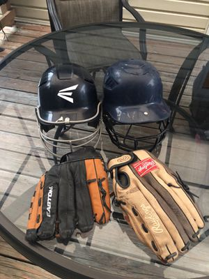 Youth baseball gear for Sale in Locust Grove, VA