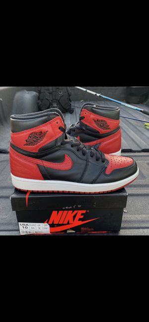 Jordan 1 banned for Sale in Baytown, TX