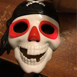 Light Up Skeleton Mask for Sale in Versailles, KY