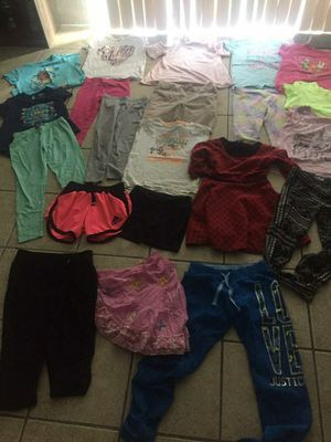 Huge lot of girl clothes size 10/12 for Sale in Coral Gables, FL