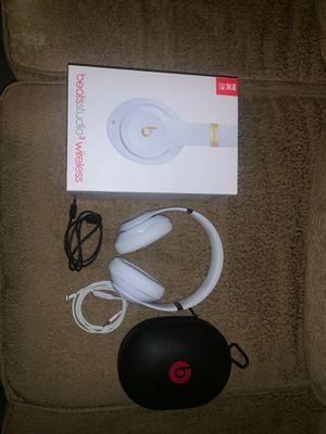 Beats studio 3 wireless headphones for Sale in Pasadena, TX