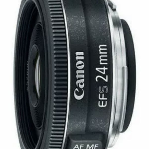 Canon EF-S 24 mm Lens