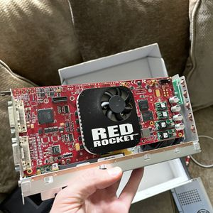 Red Rocket Transcode Card For Red Epic Camera for Sale in Los Angeles, CA