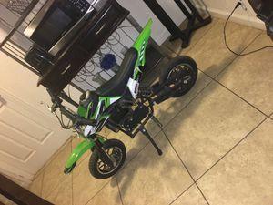 GB moto 🏍 dirt bike for kids for Sale in Orange Cove, CA
