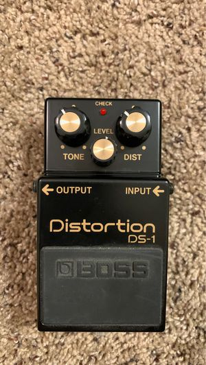 Boss DS-1 guitar pedal for Sale in San Diego, CA