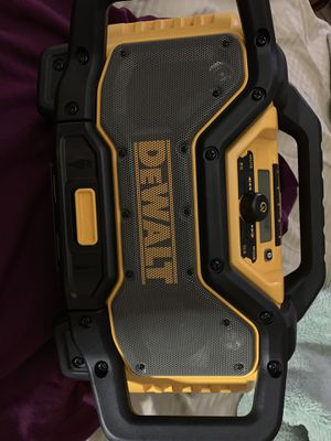 Dewalt Bluetooth one battery for Sale in Las Vegas, NV