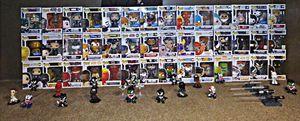 Funko pops ,Disney /Nickelodeon /Marvel /Stars Wars ,etc for Sale in Midland, TX