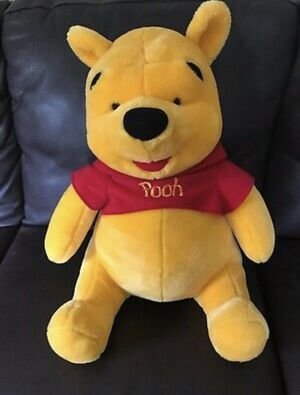 Disney Extra Large 24'' Winnie The Pooh with Red Shirt. for Sale in Arvada, CO