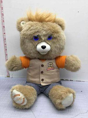2017 Teddy Ruxpin Animatronic Stuffed Bear for Sale in San Jose, CA