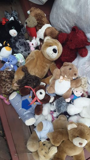Stuffed animals for Sale in Aurora, CO