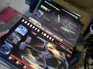 2 brAnd new drone never opened very cool for Sale in Wichita, KS