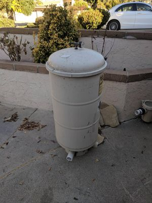 60 sq 2000 series pool filter. for Sale in Claremont, CA