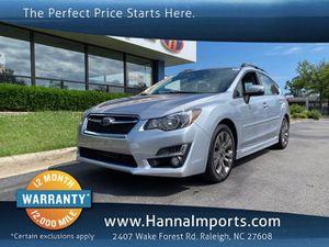 2016 Subaru Impreza Wagon for Sale in Raleigh, NC