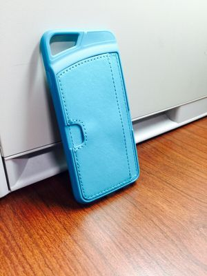 Luxury Shockproof leather wallet case i6+/6s+ for Sale in New York, NY