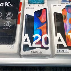 Samsung Galaxy A20 Unlocked for Sale in Columbus,  OH