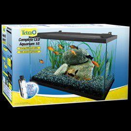 Tetra Complete LED Aquarium 10 for Sale in Detroit, MI