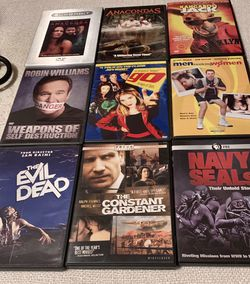 Assorted DVDs/Movies $1.00 for Sale in Upland,  CA