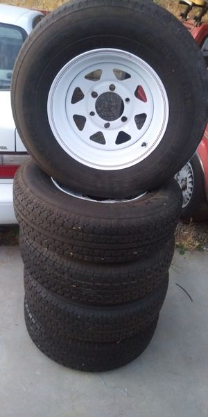 Trailer tires for Sale in Wildomar, CA