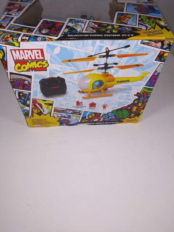 Marvel Thanos Helicopter Remote Wireless