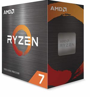 Brand new AMD Ryzen 7 5800X 8-core, 16-Thread Unlocked Desktop Processor Without Cooler for Sale in Chantilly, VA