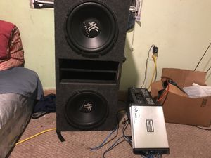 Subwoofer for sale for Sale in Apopka, FL