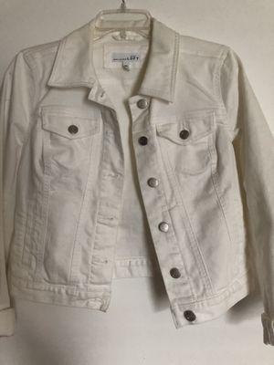 White Loft Jean Jacket for Sale in Rowlett, TX
