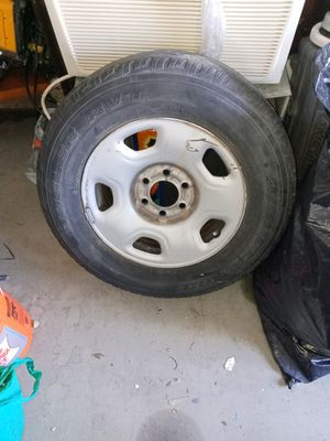 6 lug pattern fits ford f150 06 for Sale in Los Angeles, CA