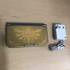 New Nintendo 3DS XL Hyrule Edition for Sale in Temple, TX