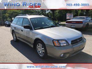 2003 Subaru Legacy Wagon for Sale in Woodbridge, VA