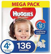 Huggies diapers for Sale in Weehawken, NJ