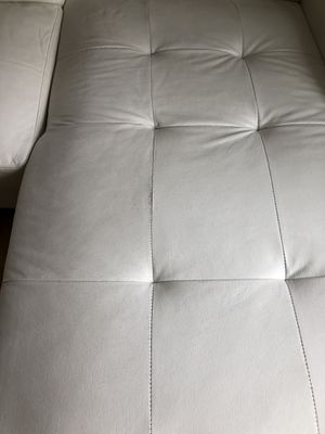 Leather sofa original price 2k asking 300 for Sale in Lorton, VA