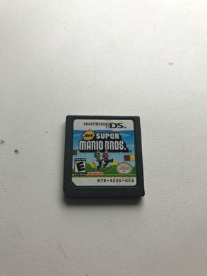New Super Mario Bros. Nintendo DS game for Sale in Chesapeake, VA