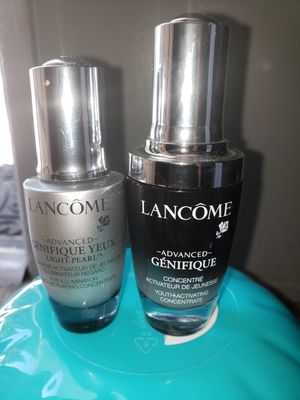 LANCOME GENEFIQUE SET $75 for Sale in City of Industry, CA