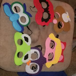 Muppet Baby Mask Disinfected Picture Back Drop for Sale in Aurora, CO