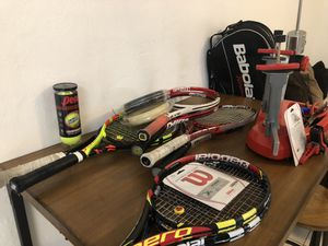 Tennis Racket Stringing for Sale in National City, CA