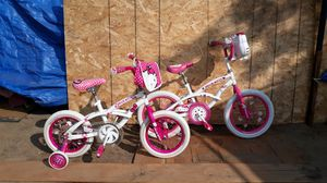Little Hello kitty bikes for Sale in Ontario, CA