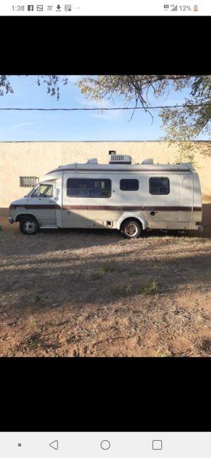 1985 chevy rv camper van for Sale in Saginaw, TX