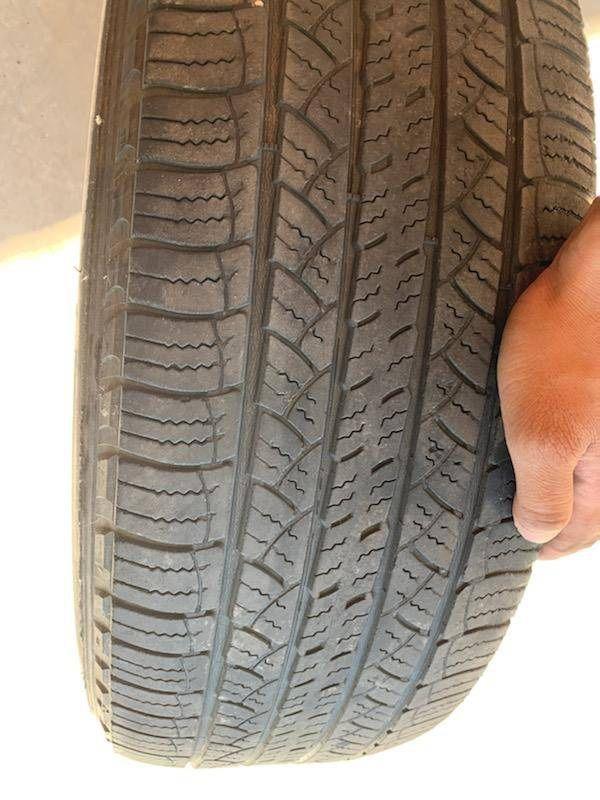 245/60/18 Michelin Tire